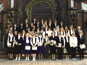 1982-05-02 Pfarrer Kock, Pfarrer Portmann und Pfarrer Vollmer