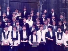 1982 Pfarrer Kock und Pfarrer Portmann