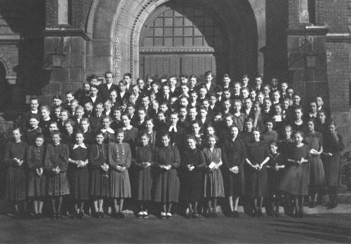 1951 Pfarrer Lähnemann