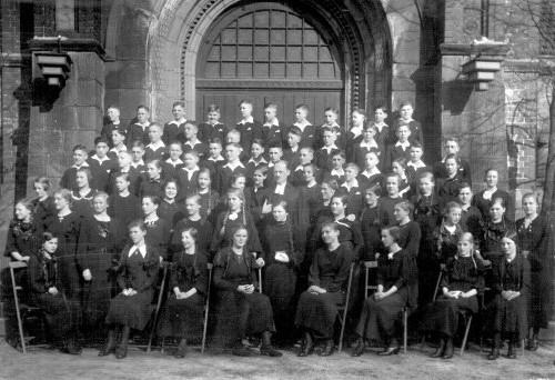1937 Pfarrer Bartels