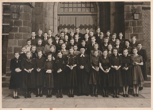1953 Pfarrer Wiemer