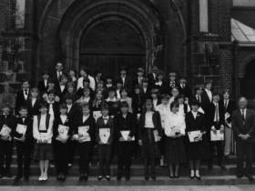 1984-05-13 Pfarrer Kock, Pfarrer Portmann und Pfarrer Vollmer