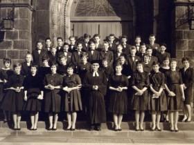 1961 Pfarrer Schreiber