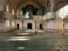 2010 Kirchenrenovierung