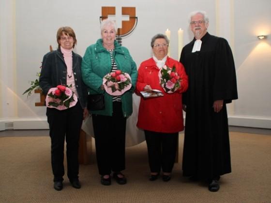 2014-04-27 Die Besuchsdienstgruppe nimmt Abschied