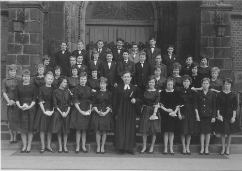 1961 Pfarrer Bremme