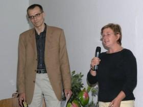 2005 Verabschiedung von Gabriele Renneberg