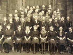 1943 Pfarrer Heinz
