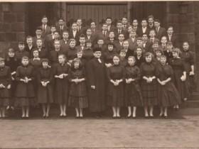 1958 Pfarrer Schreiber