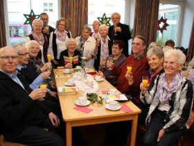 Neujahrsempfang im Gemeindehaus am 1. Januar 2014