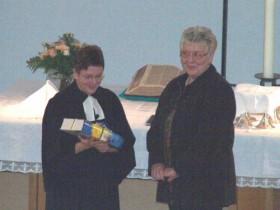 2006-06-04 Veranschiedung Christel Powierski