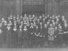 1947 Pfarrer Böke