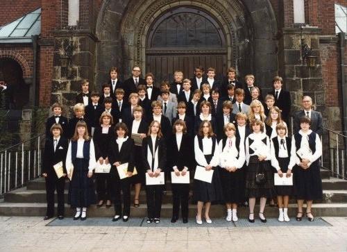 1985-04-28 Pfarrer Kock, Pfarrer Portmann und Pfarrer Vollmer