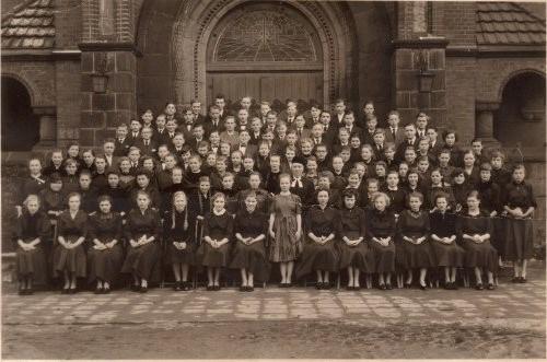 1955 Pfarrer Böke
