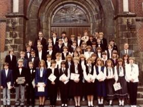 1981 Pfarrer Kock, Pfarrer Portmann und Pfarrer Vollmer