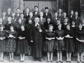 1960 Pfarrer Schomerus