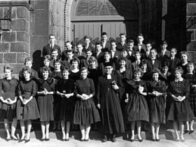 1960-03-13 Pfarrer Schreiber