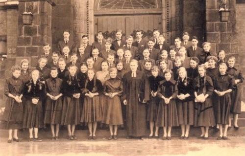 1955 Pfarrer Lähnemann