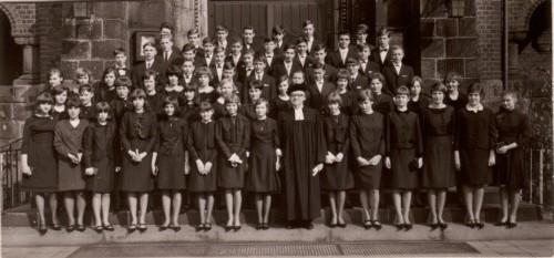 1966 Pfarrer Kauermann