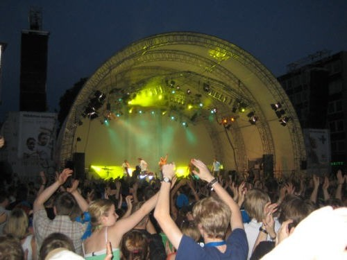 2005 Kirchentag in Hannover