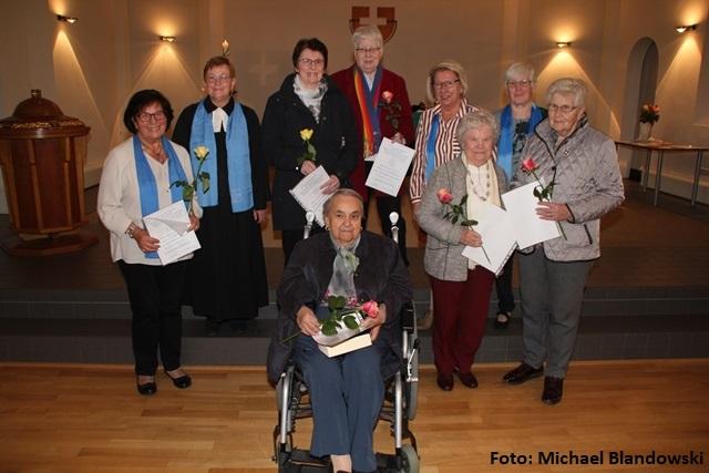 116. Jahresfest der Frauenhilfe Brambauer
