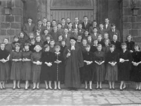 1958 Pfarrer Bremme
