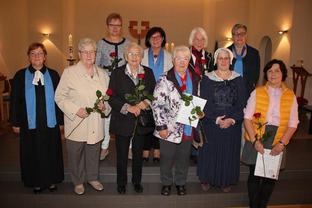 Frauenhilfsjahresfest, 15. Oktober 2017