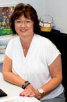 Gemeindesekretärin Daniela Niess